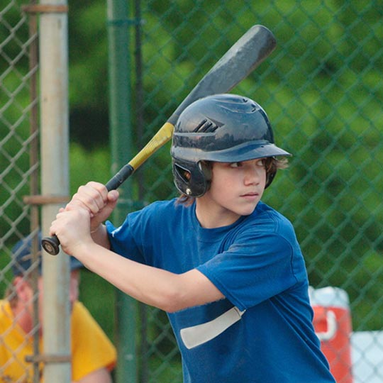 Steam Rolled Slow Pitch Bats