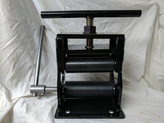 prorollers bat rolling machine