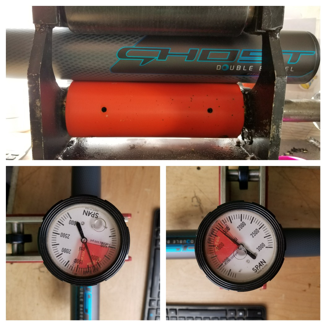 2019 Easton Ghost Double Barrel ASA -10 Fastpitch Softball Bat FP18GH10