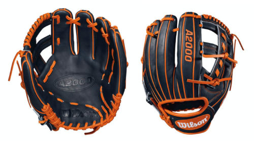 2018 Wilson A2000 WTA20RB18JA27GM Jose Altuve Model 11 5