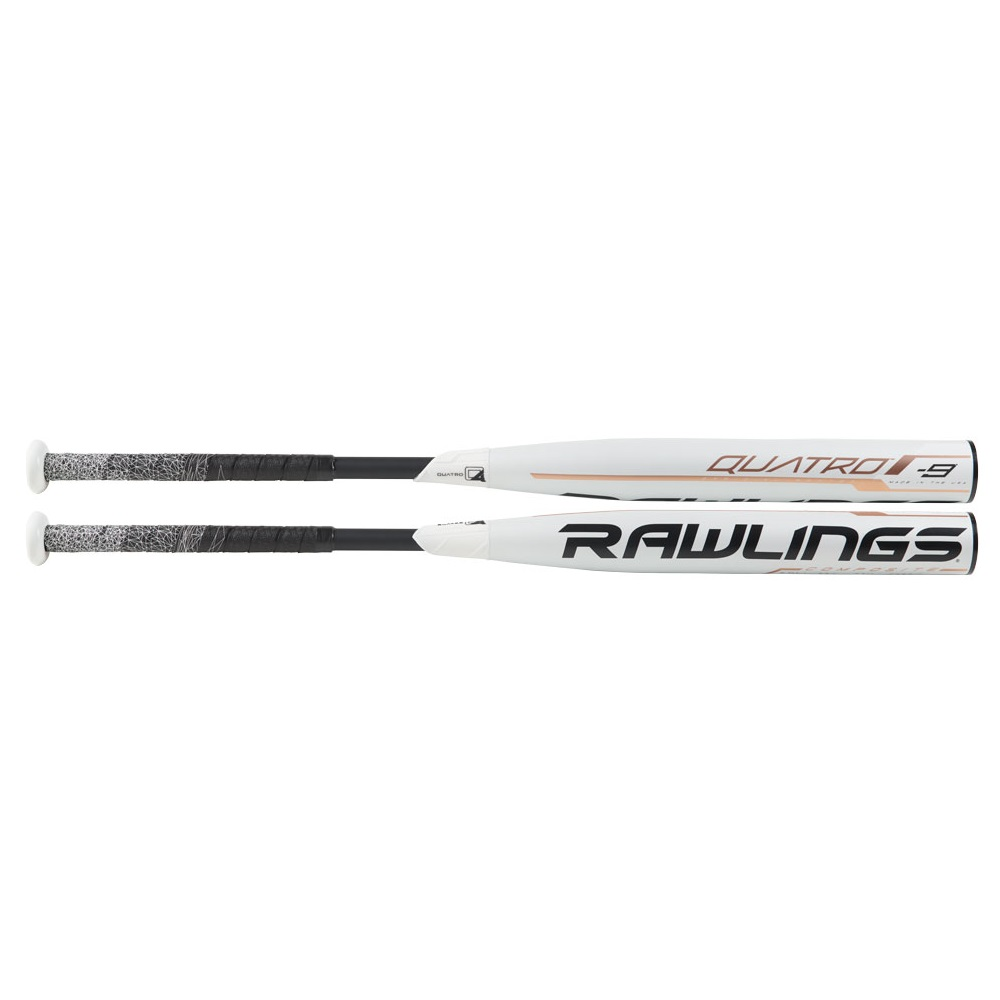 2019 Rawlings Quatro -9 Fastpitch Softball Bat FP9Q9
