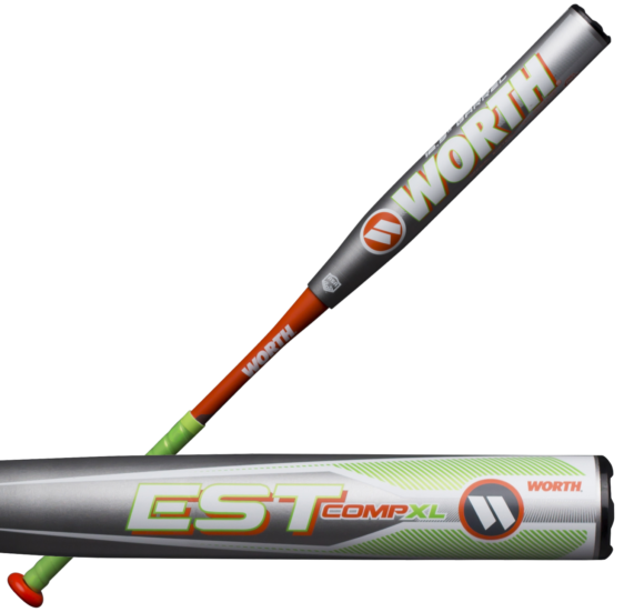 2019 Worth Est Comp 12 5 Quot Xl W12xla Asa Slowpitch Softball