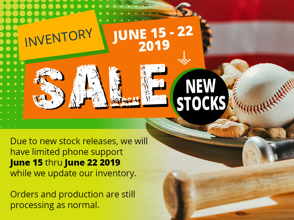 ProRollers Sale Announcement