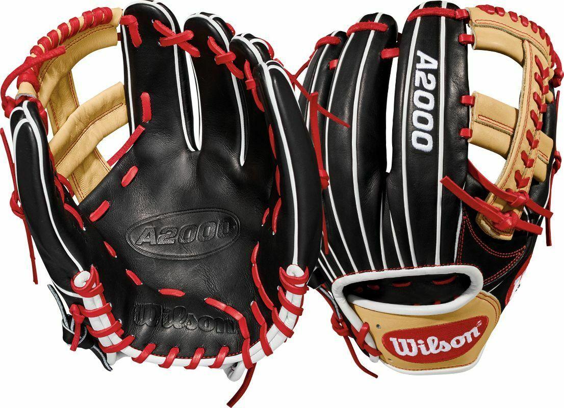 Wilson A2000 2018 1785 Baseball Glove 11 75