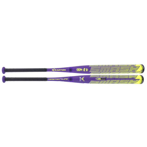 rolled smash clark bat easton heat