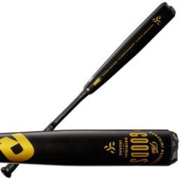 rolled demarini goods bat