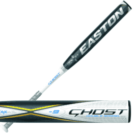 easton fastpitch bat rolled