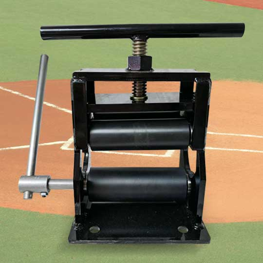 Bat Rolling Machine