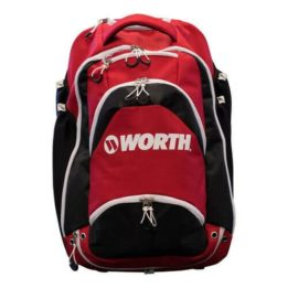 wheeled bat bag worth