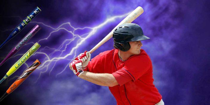 Heat Rolled Slow Pitch Softball Bats