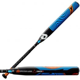 Heat Rolled DeMarini CF Softball bat 2021
