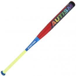 rolled easton autism bat